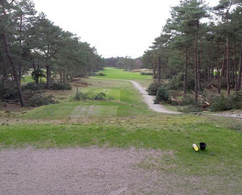 Bosbeheerplan golfbaan golfbaan Het Rijk van Nunspeet